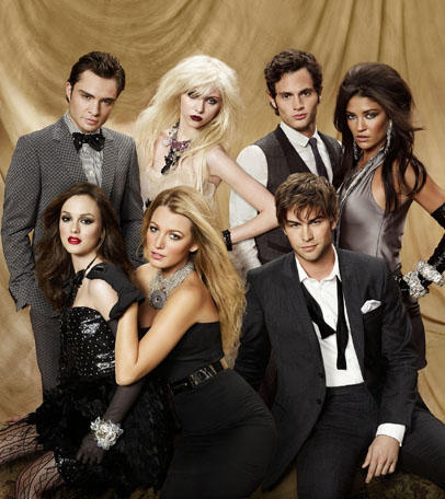 New Season 3 Gossip Girl Cast Pic