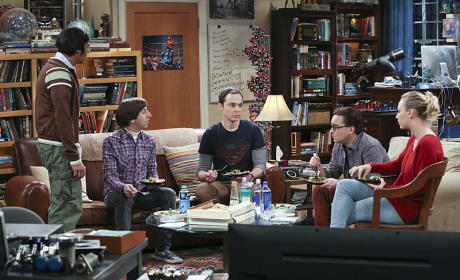 Watch The Big Bang Theory Online: Season 9 Episode 13