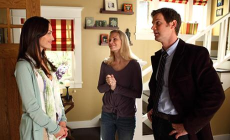 Parenthood First Look: Minka Kelly