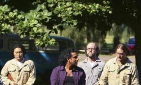 Sayid is Captured