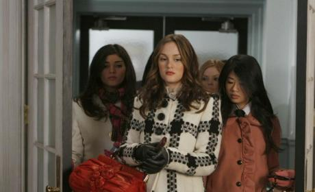 "Gossip Girl Photos From ""You've Got Yale!"""