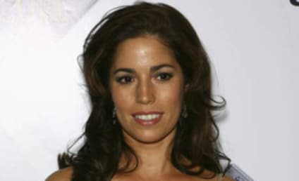 Ana Ortiz Says It's Baby Time!