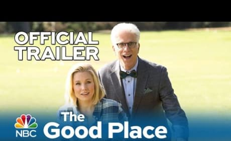 The Good Place Trailer