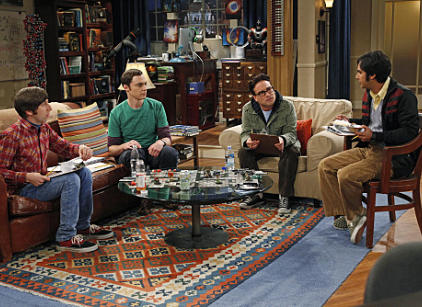Watch The Big Bang Theory Season 5 Episode 4 Online