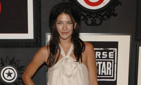 Jessica Szohr is On Target