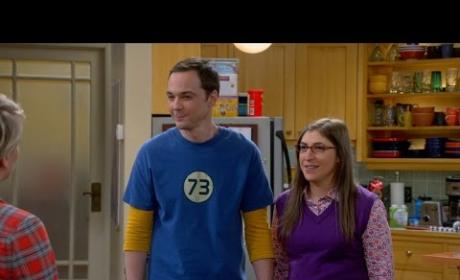 Sheldon and Amy Have Big News