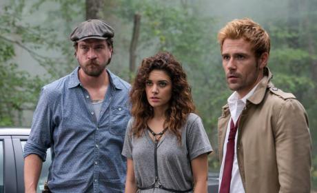 Zed Gets Answers - Constantine Season 1 Episode 5