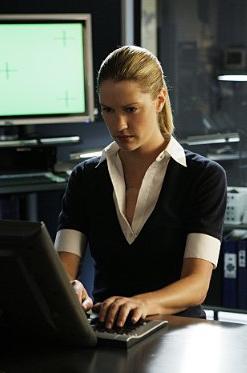 Riley Adams, CSI