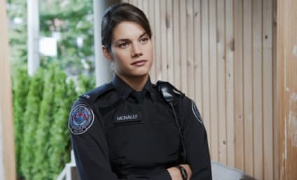 Rookie Blue Q&A: Missy Peregrym Talks Obstacles, Bloopers and Live Tweets