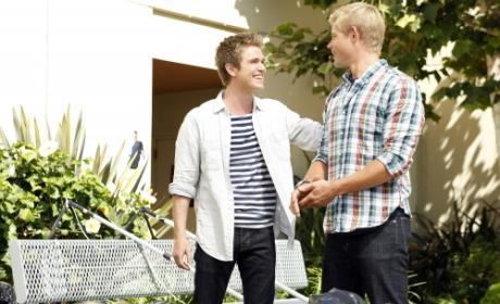 With Ian