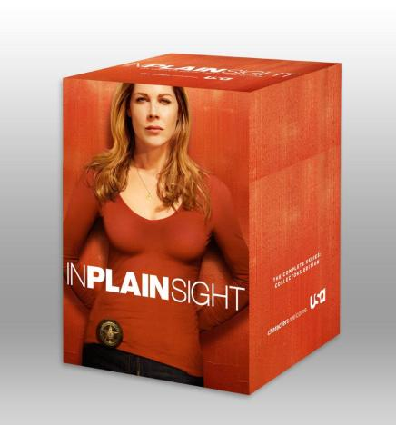 In Plain Sight Box Set