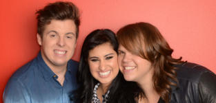 Who had the best American Idol Top 3 performances?