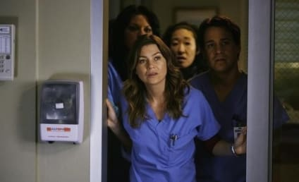 Grey's Anatomy Caption Contest CLII