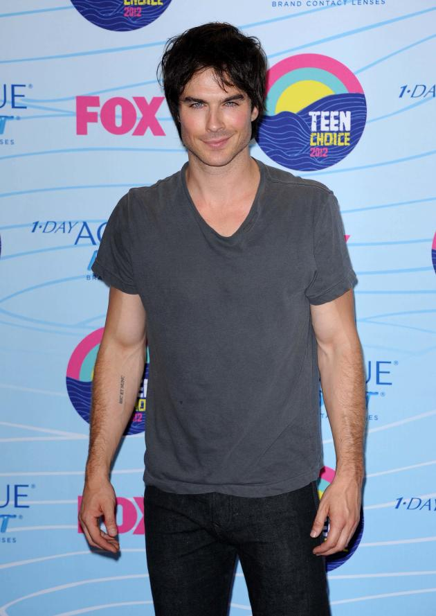 Ian Somerhalder Red Carpet Pic