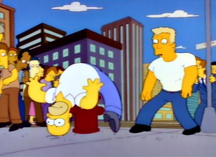Watch The Simpsons Season 4 Episode 14 Online