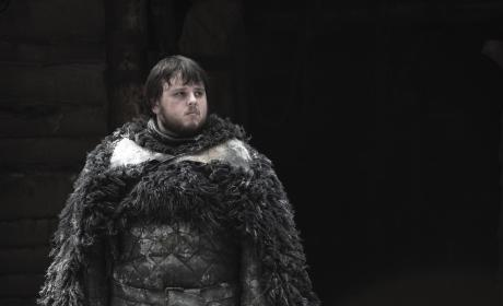 Sam on Game of Thrones
