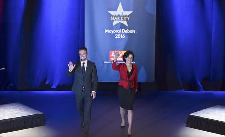 The Candidates - Arrow Season 4 Episode 14