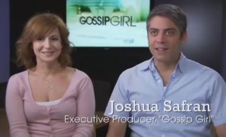 Gossip Girl 'Beauty and the Feast' Producers Preview