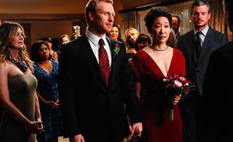 Cristina and Owen's Wedding