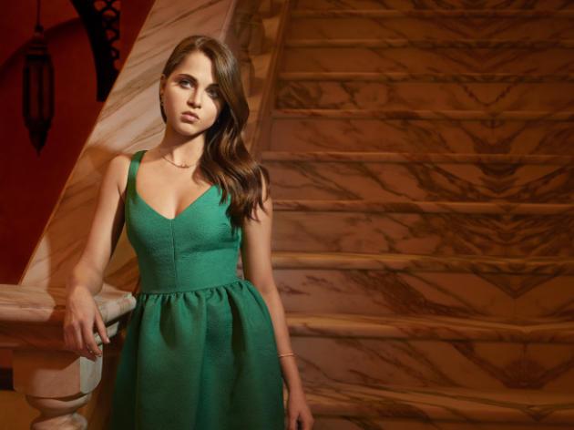 Anne Winters as Emma