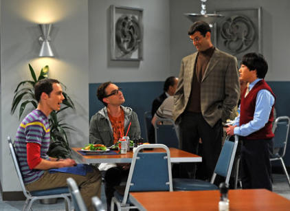 Watch The Big Bang Theory Season 1 Episode 12 Online