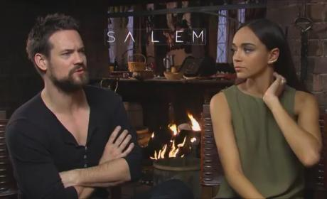 Ashley Madekwe and Shane West Interview