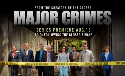 TV Ratings Report: Major Numbers for Major Crimes