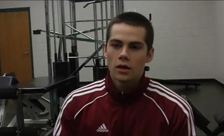 Dylan O'Brien Interview