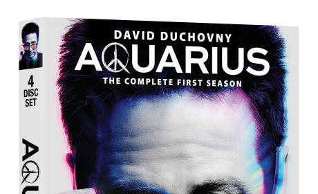 Aquarius First Season dvd