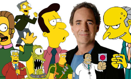 Harry Shearer Departs The Simpsons, Mr. Burns and Ned Flanders to Be Recast
