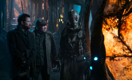 Falling Skies Review: Hail Mary Interrupted