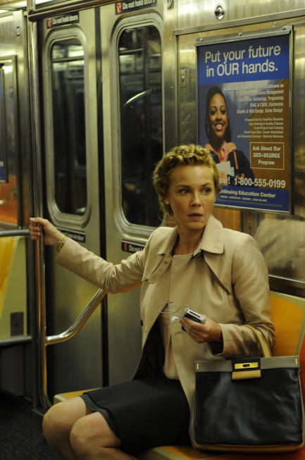 Connie Nielsen on The Following