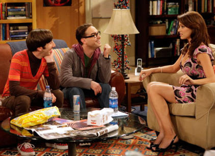 Watch The Big Bang Theory Season 1 Episode 15 Online