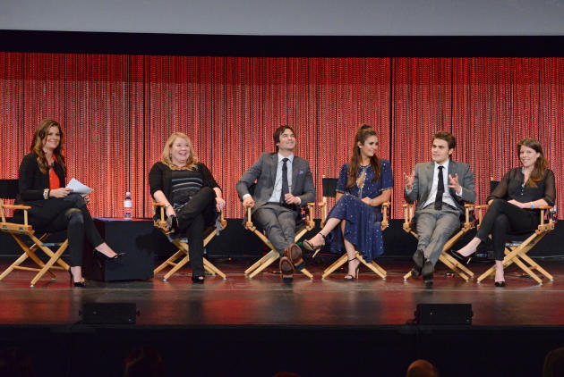TVD at PaleyFest