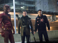 The Flash Season 1 Episode 22
