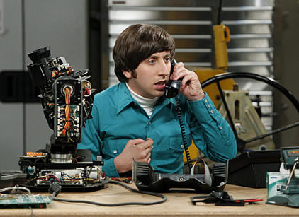 Watch The Big Bang Theory Season 5 Episode 23 Online