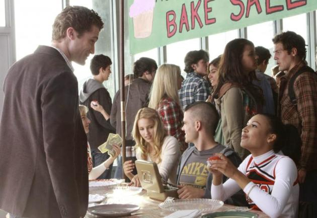 Glee Bake Sale
