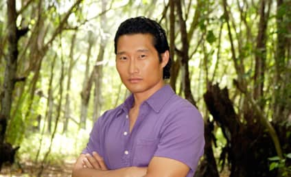 Lost Interview With Daniel Dae Kim