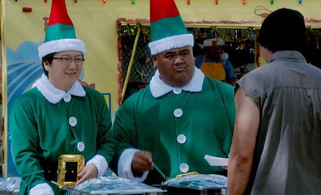 Christmas on Hawaii