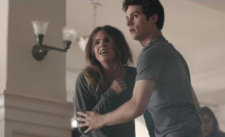 Malia Helps Stiles