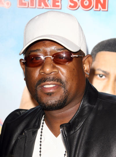 Martin Lawrence Pic