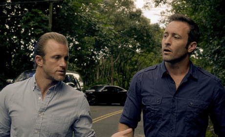 Steve and Danny Together  - Hawaii Five-0 Season 5 Episode 25