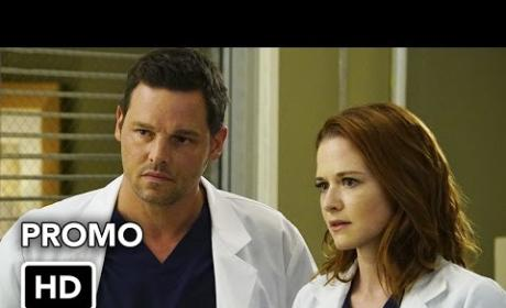 Grey's Anatomy Season 12 Episode 22 Promo