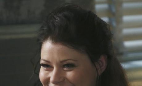 Belle's Smile - Once Upon a Time Season 4 Episode 15