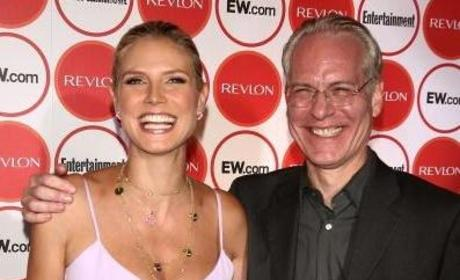 Tim Gunn and Heidi Klum Comment on Project Runway