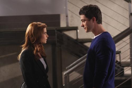 Will and Megan Talking