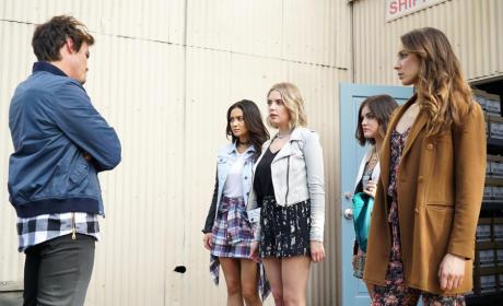 Caleb Is Not Happy - Pretty Little Liars Season 6 Episode 4