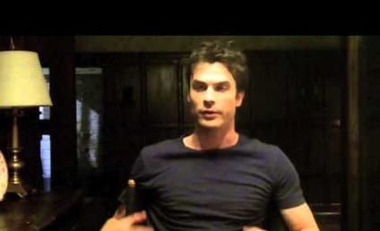 "The Vampire Diaries Exclusive: Ian Somerhalder on ""Dark Underbelly"" of Mystic Falls, Trouble for Delena and More!"