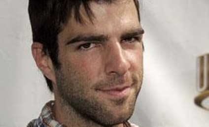 Zachary Quinto Opens Up to Canadian Newspaper
