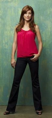 Kate Walsh in Pink